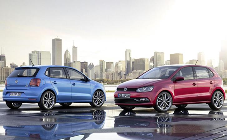 Makyajlı VW Polo ve 3 silindirli yeni motorları