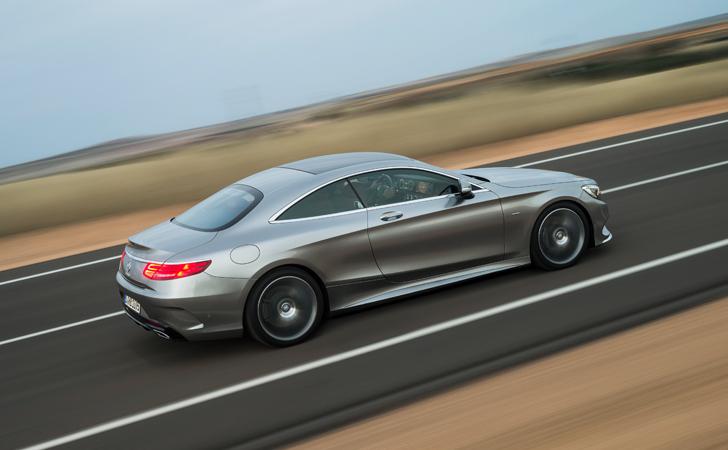 Güzelliğin yeni yorumu: Mercedes S Serisi Coupe