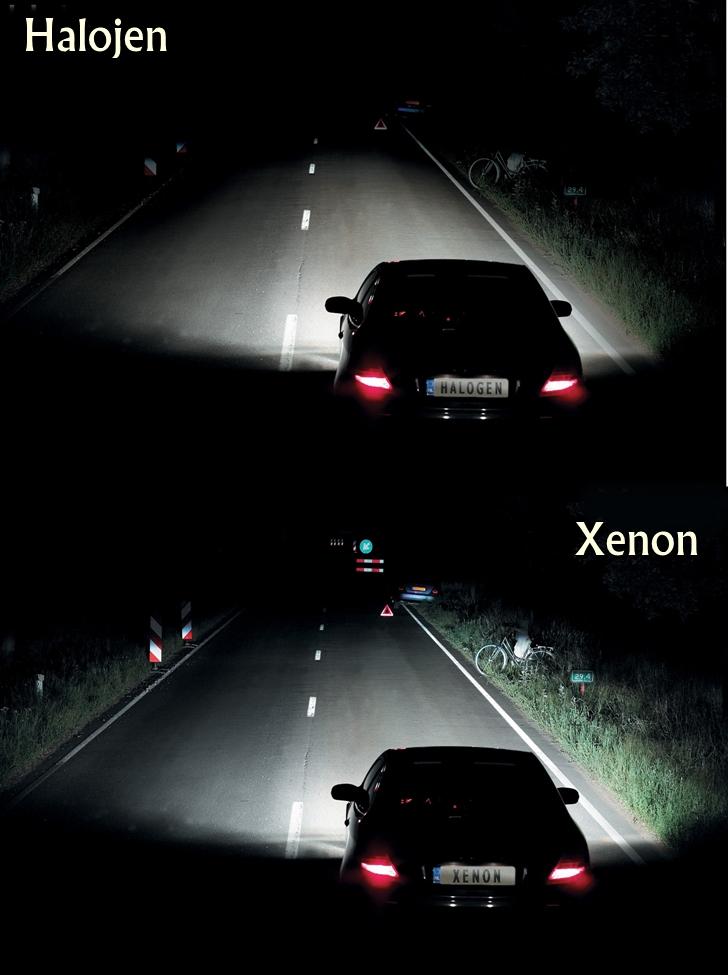 far teknolojisi xenon