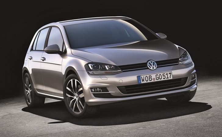 Volkswagen Golf vw golf 40 yaşında