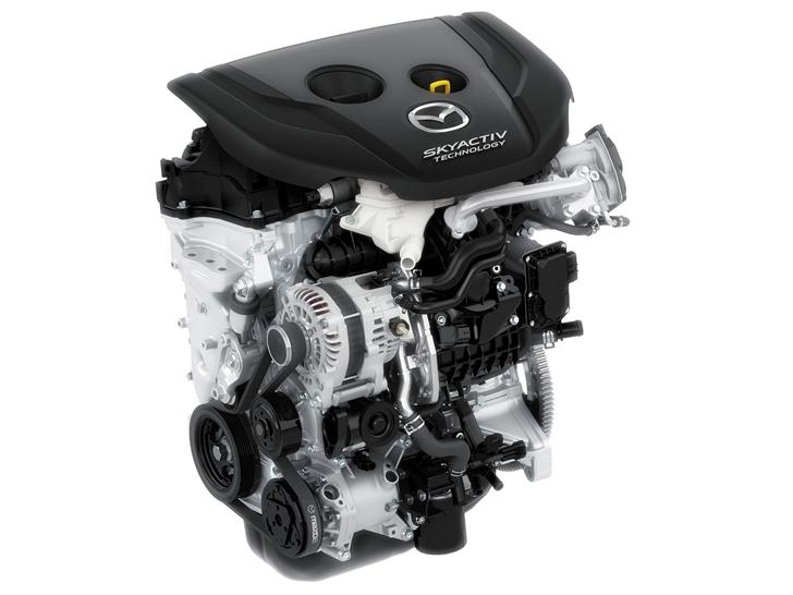 Mazda 1,5 dizel otomatik vites