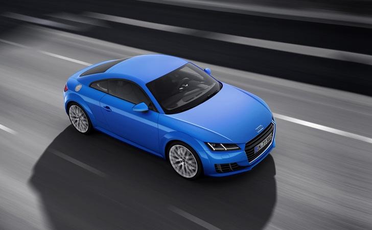Teknolojiyle sportif ruhun birleşimi: Audi TT