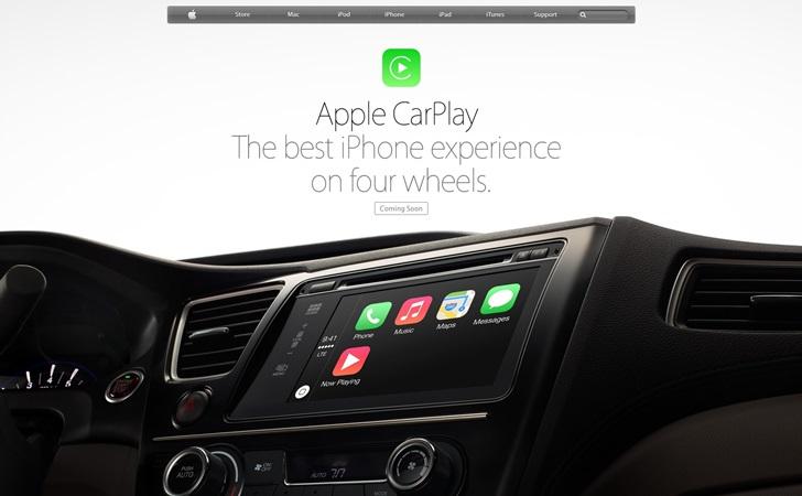 Pazarın %15'ine, otomotiv endüstrisinin neredeyse tamamına sahip: Apple CarPlay