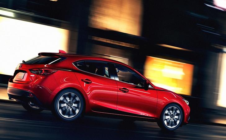 Hoşgeldin Mazda3