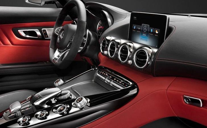 Mercedes-AMG GT'den erken doğum