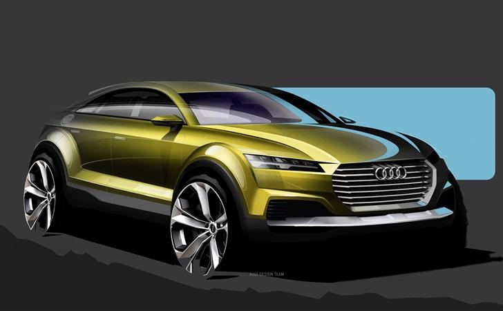 Audi tt suv