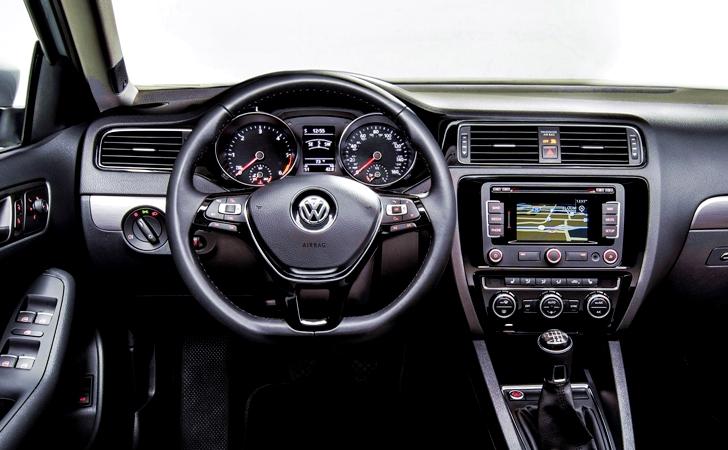 makyajlı VW Jetta