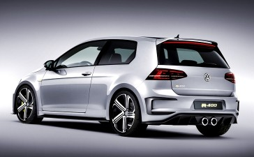 vw golf 400 hp