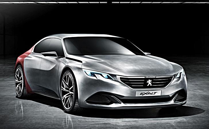 Peugeot'nun gelecek planı