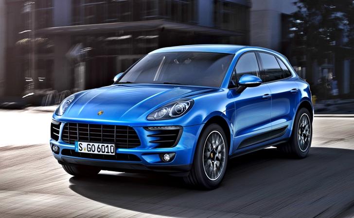 2,0 litre motorlu Porsche Macan geliyor