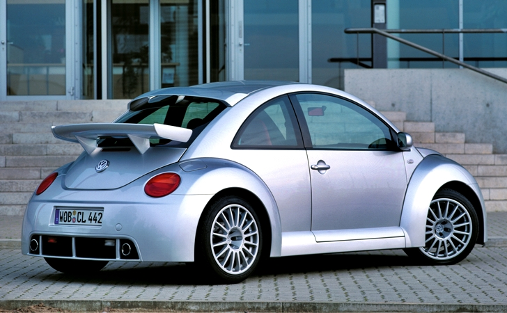 Produkte New Beetle RSI