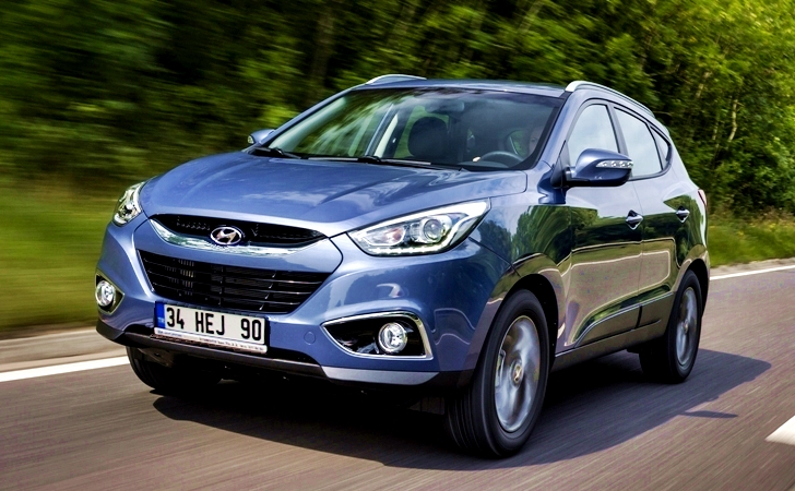 Hyundai ix35 1.6 GDi AT