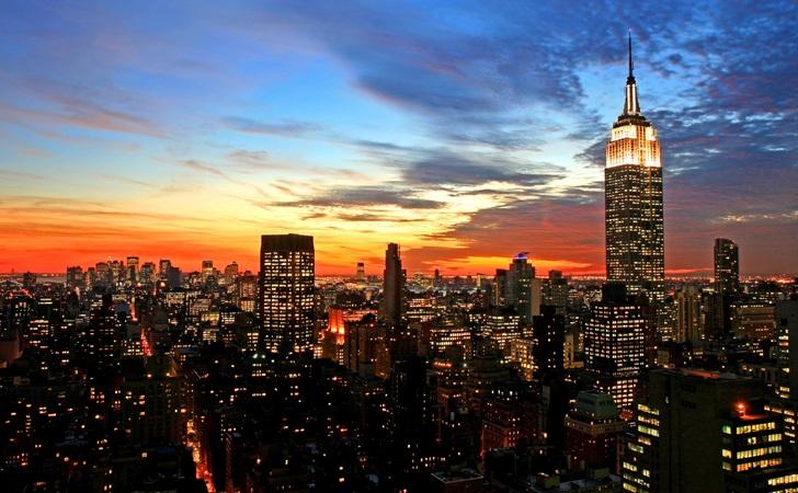 New York manzaraları