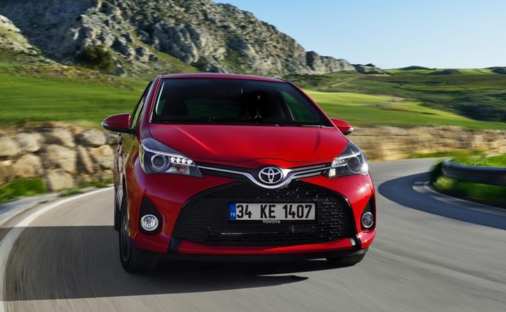 Toyota Yaris 1.33 Multidrive S