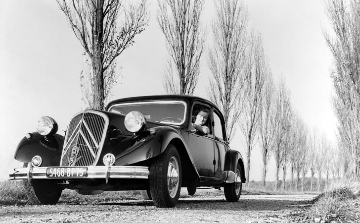 Önden çekiş ondan sorulur: Citroen Traction Avant