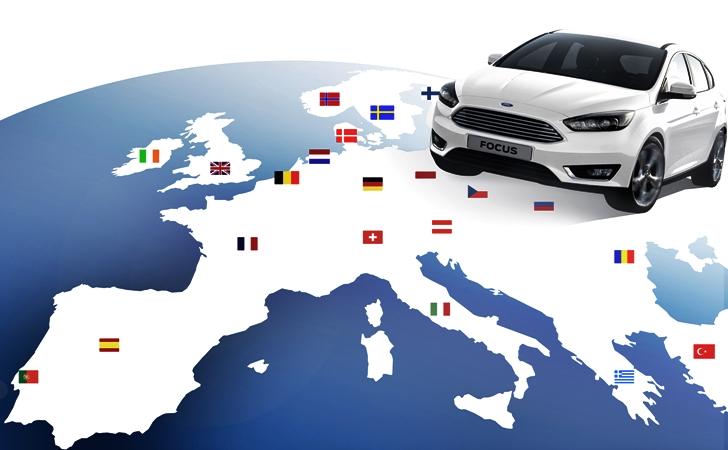 Ford'dan yeni trendler
