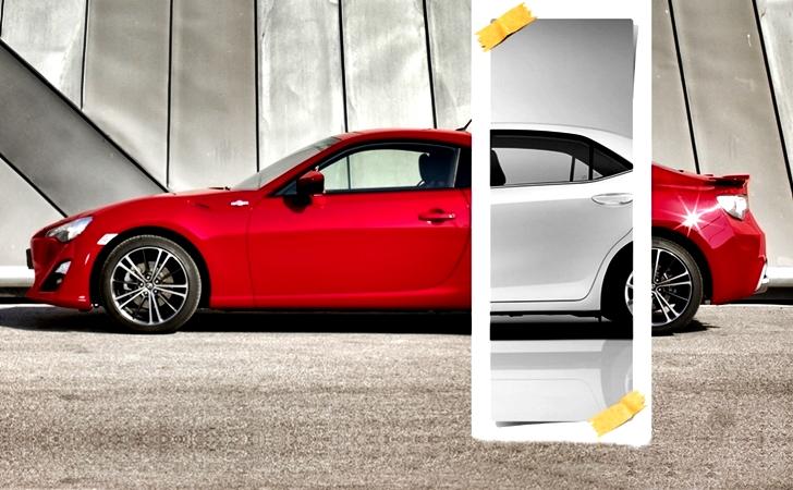 GT86'nın sedan versiyonu mu geliyor?