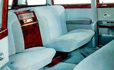 Mercedes-Benz Typ 600 Pullman-Limousine (4 Türen) der Baureihe W 100