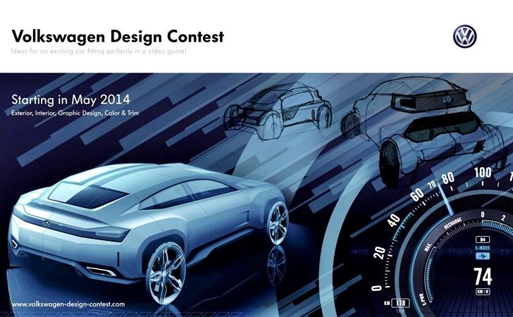 VW tasarım yarışması