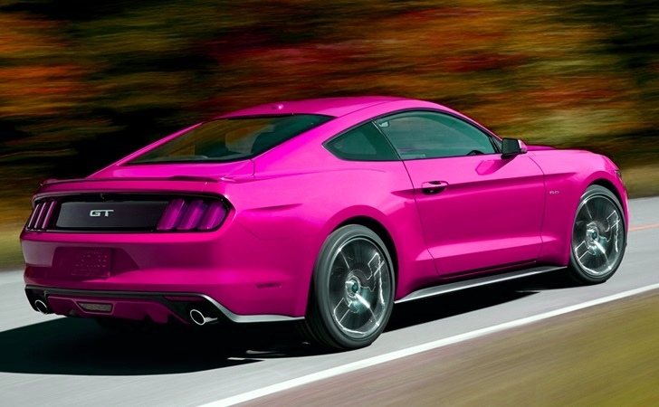 The All-New Ford Mustang