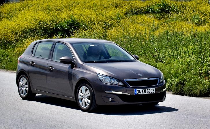 Peugeot 308 1.2 vti