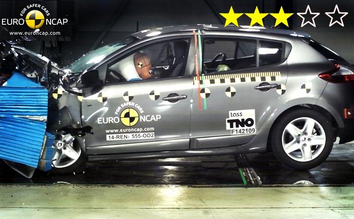 EuroNCAP'te kaza şoku