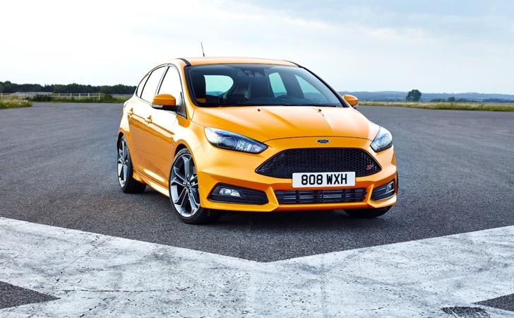 Artık daha da keyif odaklı: Makyajlı Ford Focus ST