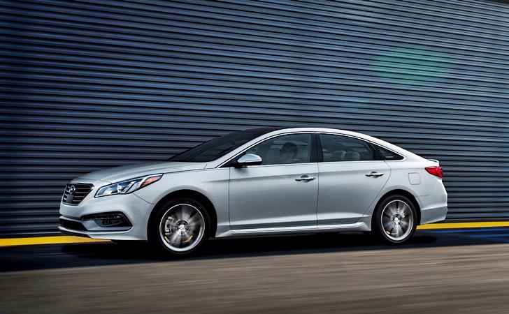 Hyundai Sonata ve 1,6 litrelik turbo motoru