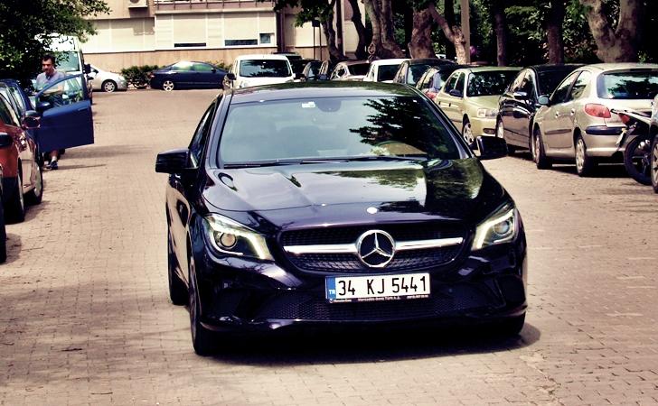 Mercedes cla180 cdi