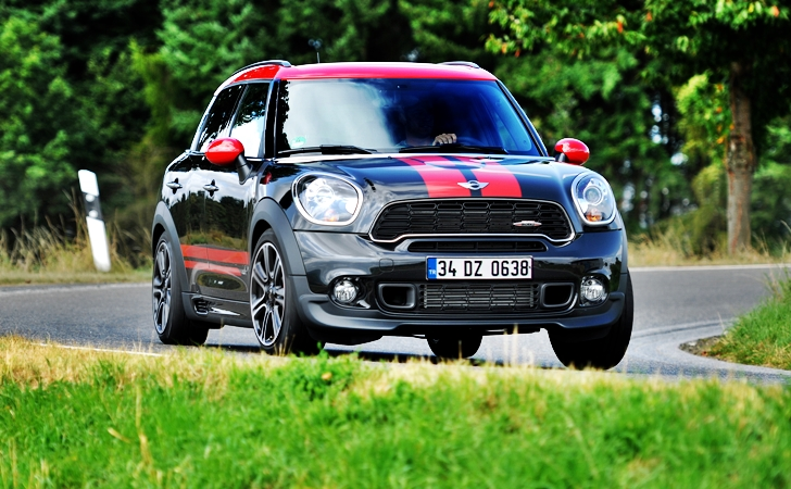 Mini JCW Countryman ALL4