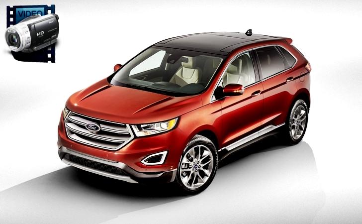 Ve işte karşınızda: Ford Edge