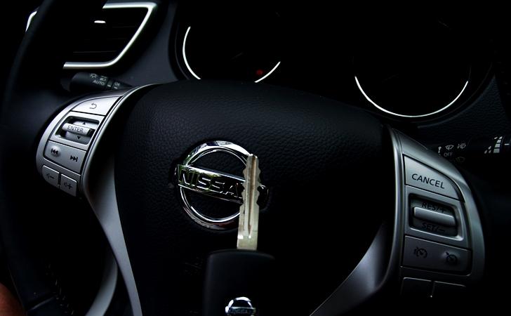 Nissan kendi kendini yönetecek