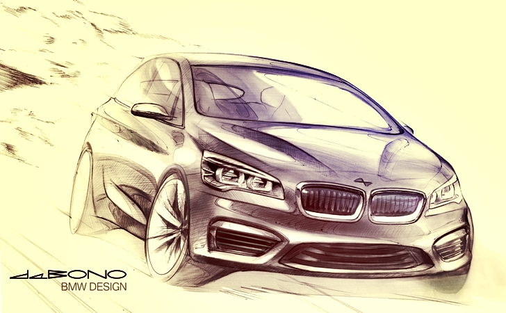 Keyif için acele edin: Önden çekişli BMW 1 Serisi geliyor