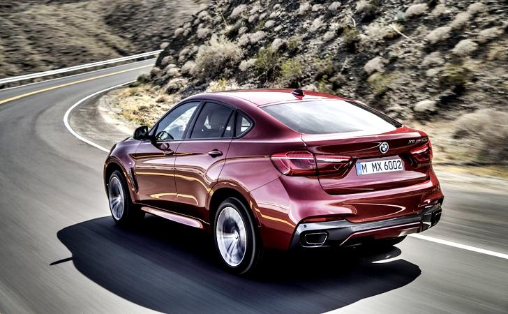 Ve işte karşınızda: Yeni BMW X6