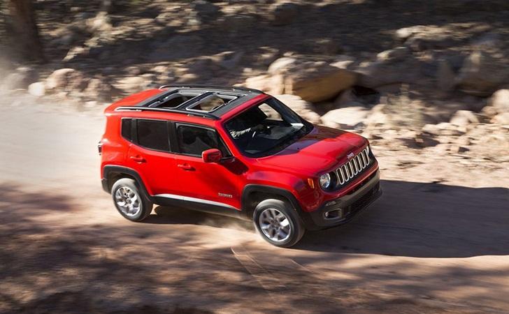 İşte Jeep Renegade'in fiyatları