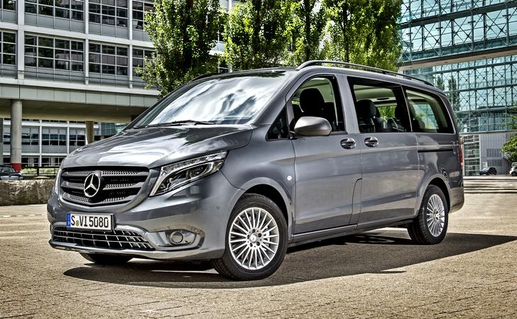 Yeni Mercedes Vito Türkiye'de