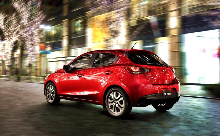yeni new Mazda2