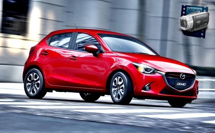 Ve işte karşınızda: Yeni Mazda2