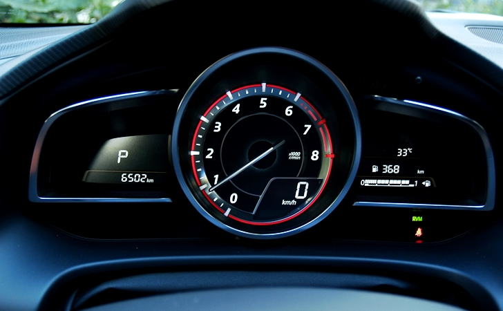 yeni Mazda3