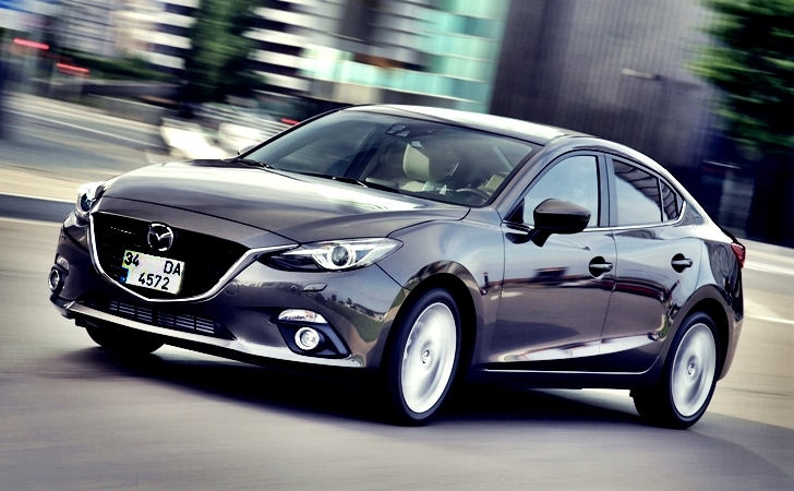 Mazda3 Skyactiv-G 1.5 AT