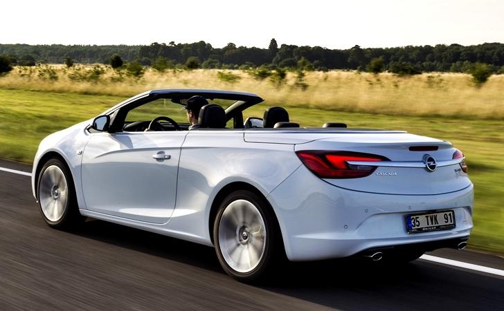 Opel Cascada 1.6 SIDI Turbo