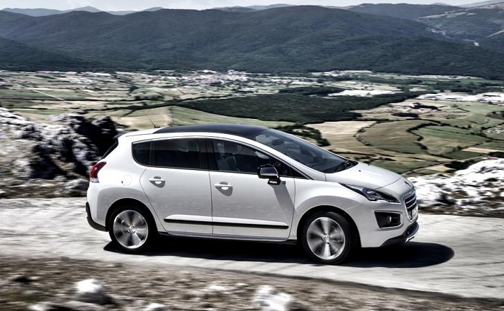 Peugeot 3008 1.6 BlueHDi EAT6 (İlk nesil)