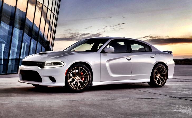 Karşınızda dünyanın en güçlü sedanı: Dodge Charger SRT Hellcat