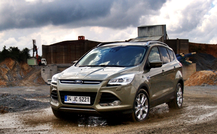 Ford Kuga 1.6 Ecoboost AT 4WD