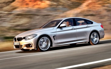 bmw4 gran coupe