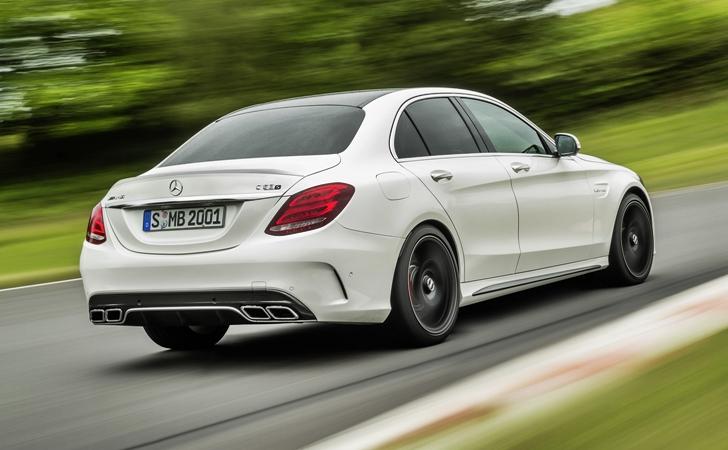 Ve işte karşınızda: Mercedes-AMG C63 ve C63 S