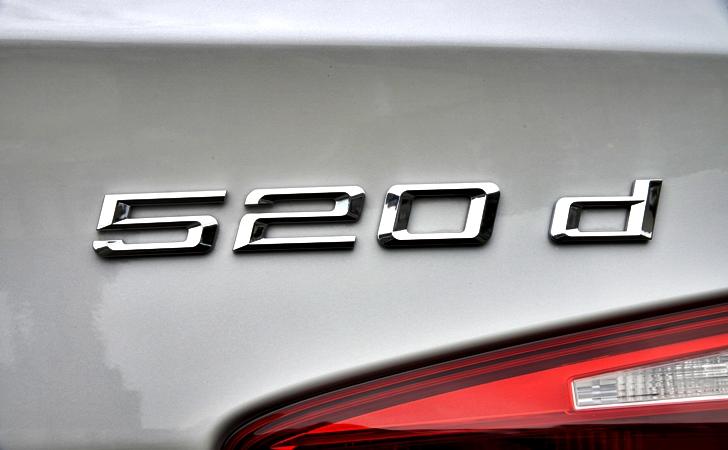 BMW 520d'ye doping