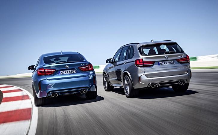 Hayat artık daha güzel: BMW X5 ve X6'nın M versiyonları tanıtıldı!