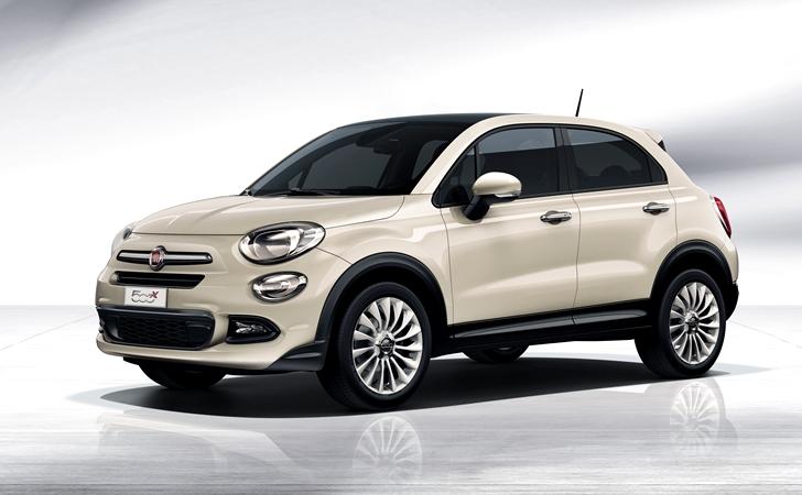 Fiat 500X dizel/otomatik satışa sunuldu