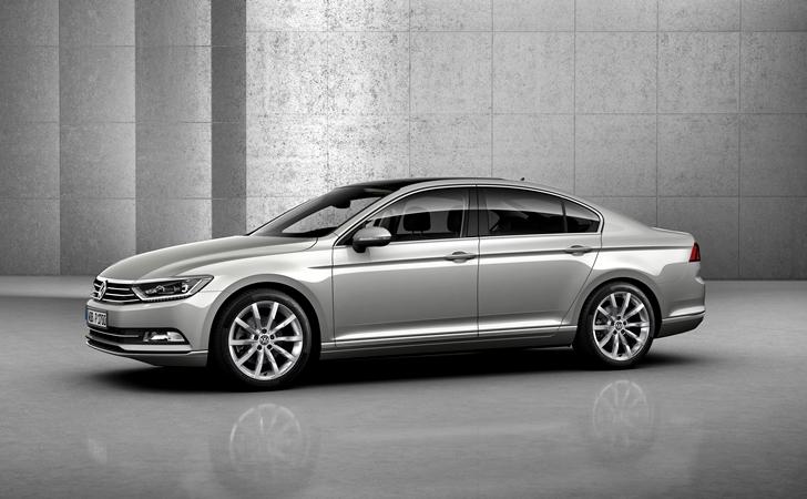 Ve işte karşınızda: Yeni VW Passat